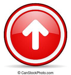 up arrow web icon