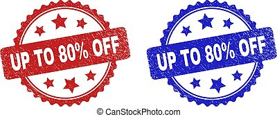 UP TO 80% OFF Rosette Stamps Using Rubber Surface