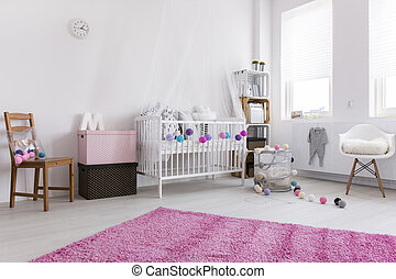 Up-to-date decor of baby's bedroom - Up-to-date decor of ...