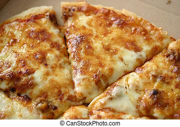 upclose, pizza