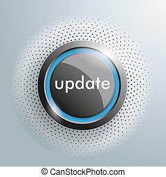 Update Button Halftone