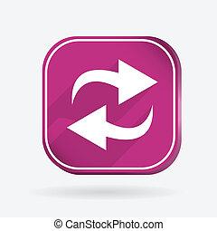 update. Color square icon