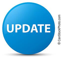 Update cyan blue round button