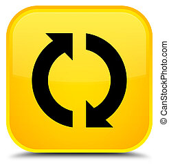 Update icon special yellow square button