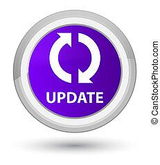 Update prime purple round button
