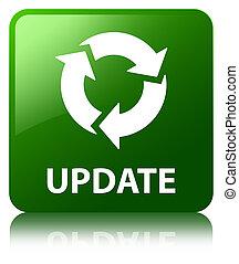 Update (refresh icon) green square button