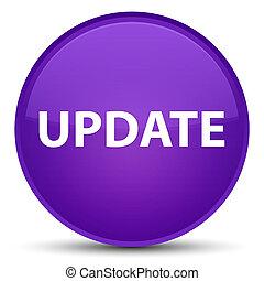 Update special purple round button