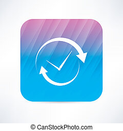 update time icon