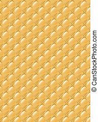 upholstery, experiência., buttons., stylization, tecido