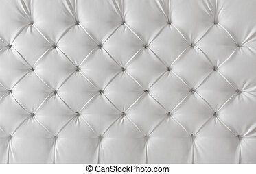 upholstery, lederene sofa, achtergrondmodel, witte , textuur
