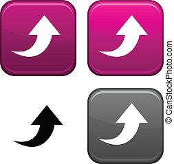 upload, button.