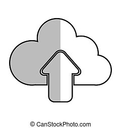 upload cloud hosting