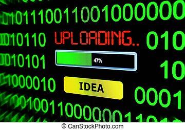 Upload idea