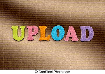 upload word