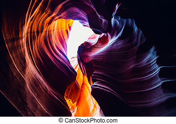 Upper Antelope Canyon, Navajo Nation, Arizona, USA