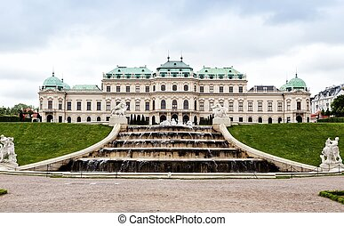 Upper Belvedere Palace, Vienna - The Belvedere palace was ...
