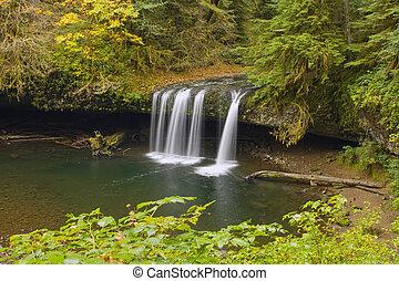 Upper Butte Creek Falls Oregon 2