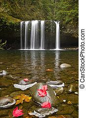 Upper Butte Creek Falls Oregon 3