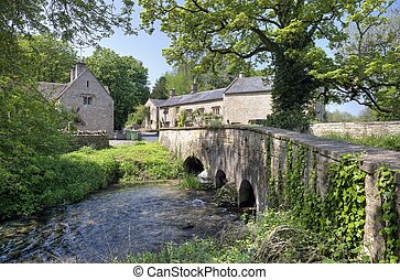 Upper Swell, Gloucestershire - Upper Swell, a Cotswold...