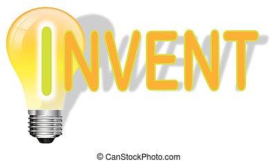uppfinna