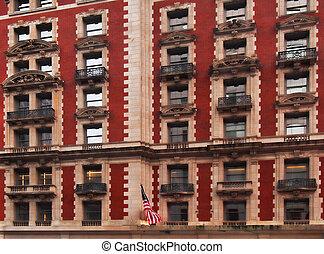 upscale, 公寓建筑物