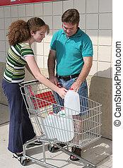 uragano, preparazione, o, riciclaggio