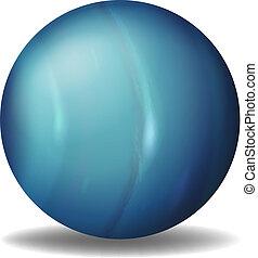 urano, planeta