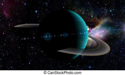 uranus, planeta