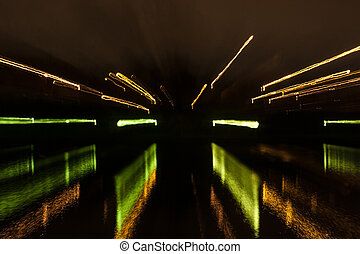 urbain, lights.