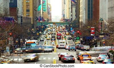urbain, trafic