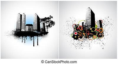 urbain, vectors