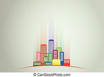 urbain, ville