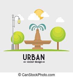 Urban and cityscape design