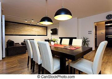 Urban apartment - climatic interior