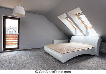 Urban apartment - huge comfortable bed