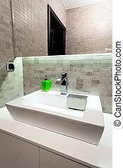 Urban apartment - rectangular sink - Urban apartment -...