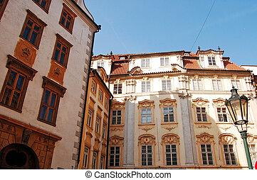 Urban Architecture in Prague 002