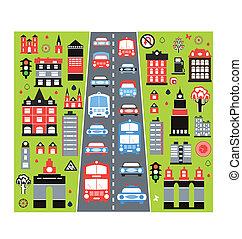 Urban automobile