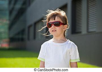Urban child