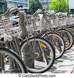 Urban Cycling