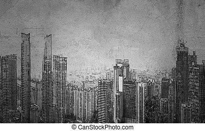 Urban development project