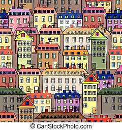 Urban development.