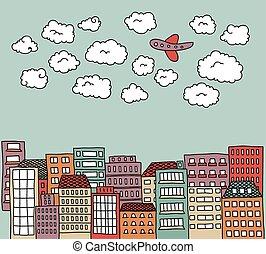 urban doodle