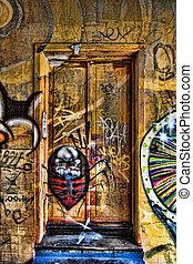 Urban Graffiti