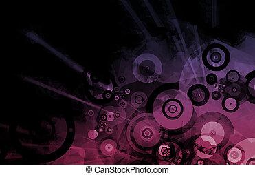 Urban Grunge Background - Abstract Urban Grunge Creative...