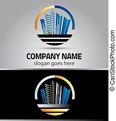 Urban icons logo