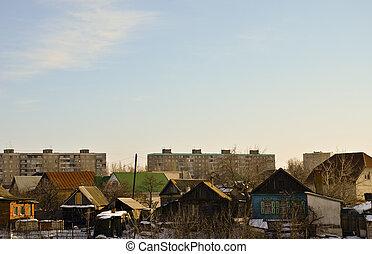 urban landscape 1