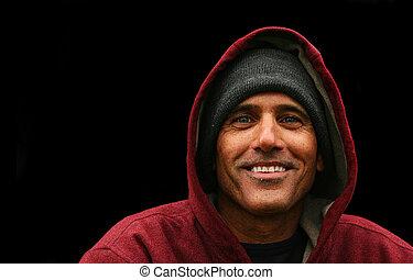 Urban Man Portrait