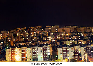 Urban night