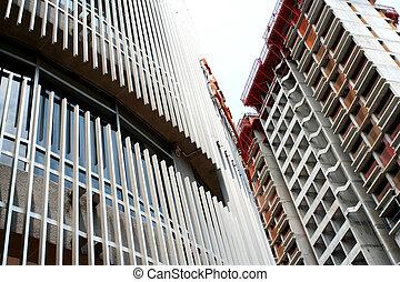 Urban Pattern - buildings